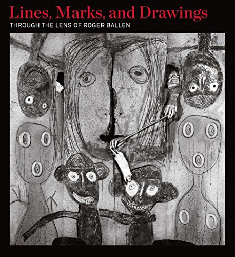 Lines, Marks, and Drawings: Through the Lens of Roger Ballen -
