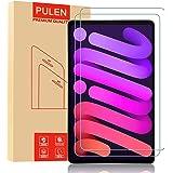 PULEN Screen Protector voor iPad Mini 6 8.3 Inch 2021, gehard glas film, 3 verpakkingen