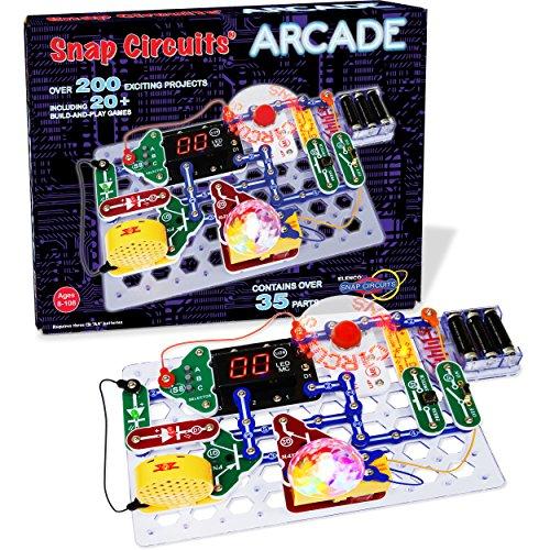 Snap Schaltungen Arcade Electronics Discovery Kit (Snap Kit Elektronik)