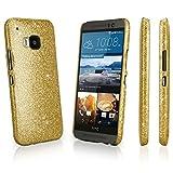 BoxWave Schutzhülle für HTC One (M9 2015), Glam Gold