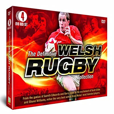 Definitive Welsh Rugby Collection [DVD] by Go Entertain