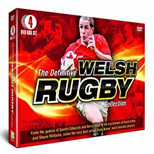 Definitive Welsh Rugby Collection [DVD]