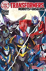 Transformers: Robots In Disguise Animated (2015-) #2