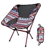 Cool&D Klappstuhl Faltstuhl klappbare Stuhl Outdoor Stuhl für-Angeln und Camping im Freien