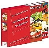 Jubiläumsschuber Wir kochen gut (Reprint)/ Das Backbuch (Reprint)