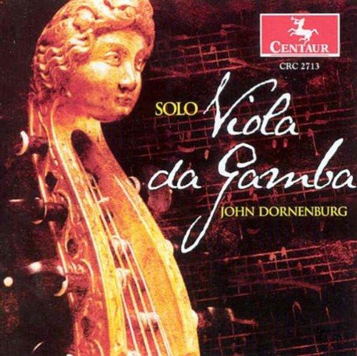 Viola Da Gamba Solo