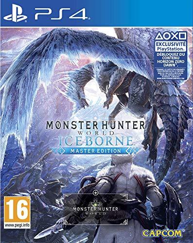 Monster Hunter World: Iceborne - Master Steelbook Edition - Exclusivité