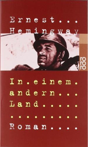 Buchseite und Rezensionen zu 'In einem andern Land' von Ernest Hemingway