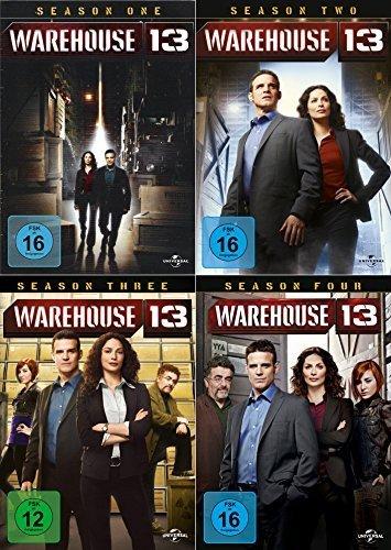 Seasons 1-4 (14 DVDs)