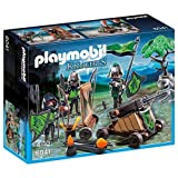 PLAYMOBIL P 6041 - Wolf Ritter mit Catapult