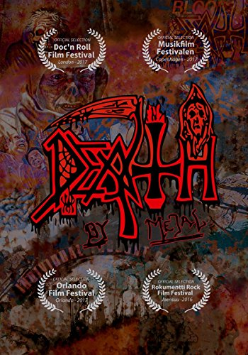 Death - Death By Metal [DVD] [2016] [NTSC]