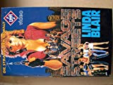 Savage Streets [VHS]