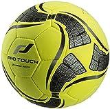 Pro Touch Force Indoor Fußball, Gelb/Silber/Schwarz, 5