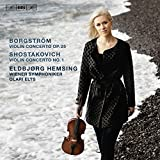 Produkt-Bild: Borgstrom/Shostakovich: Violin