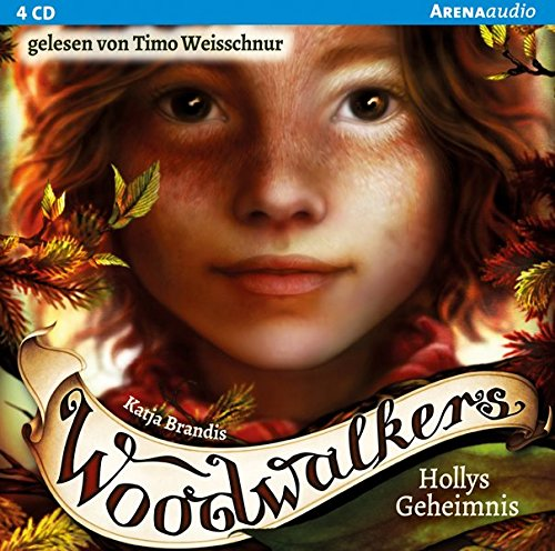 Woodwalkers (3). Hollys Geheimnis (Cd Geheimnis)