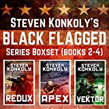 The Black Flagged Thriller Series Boxset: Books 2-4 (English Edition)