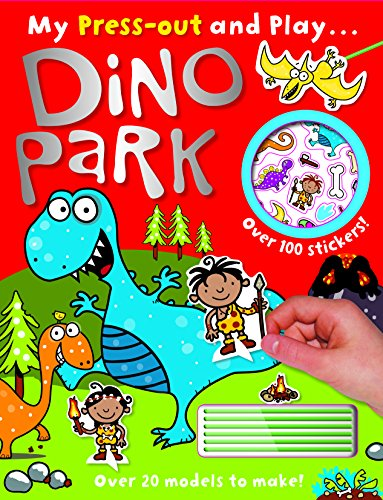 Press-Out and Play: Dino Park