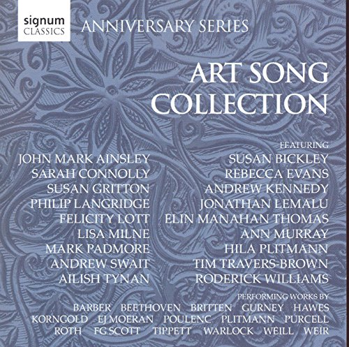 Édition Anniversaire Signum Classics : Collection Chants et Mélodies