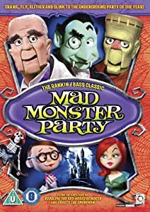 Mad Monster Party [DVD] [1967]
