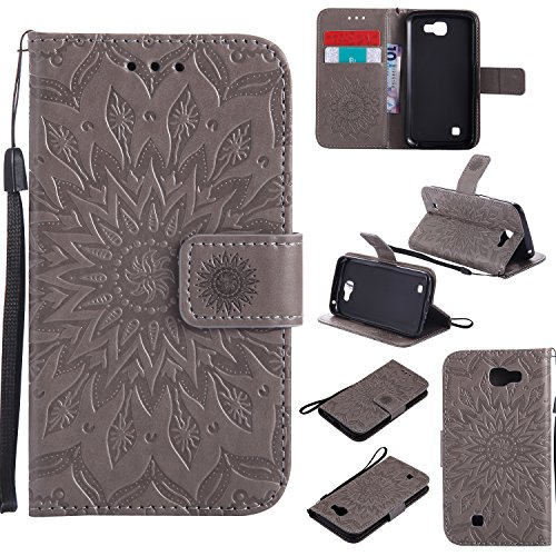 for-lg-k4-case-graycozy-hut-wallet-case-magnetic-flip-book-style-cover-case-high-quality-classic-new