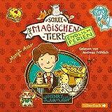 Henry und Leander: 2 CDs (Die Schule der magischen Tiere. Endlich Ferien, Band 3)