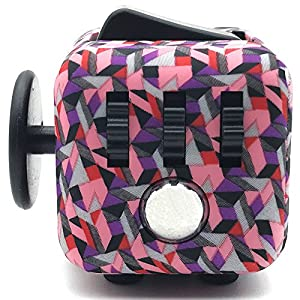 Fidget Cube Relieves Stress And Anxiety for Children and Adults Anxiety Attention Toy from UtopiaLi