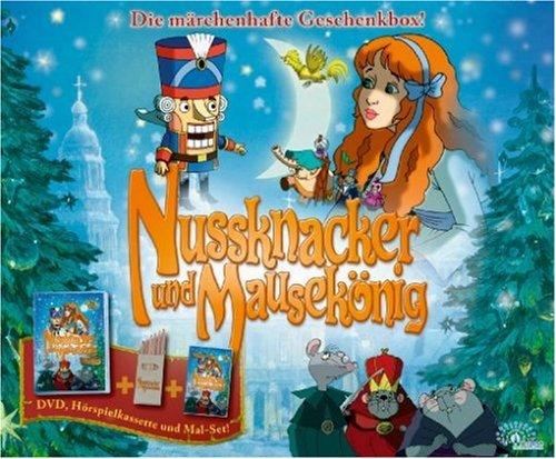 Bild von Nussknacker und Mausekönig - Geschenkbox (+ Hörspiel-Kassette)