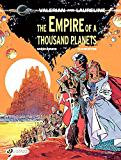 Valerian (english version) - volume 02 - The Empire of a Thousand Planets