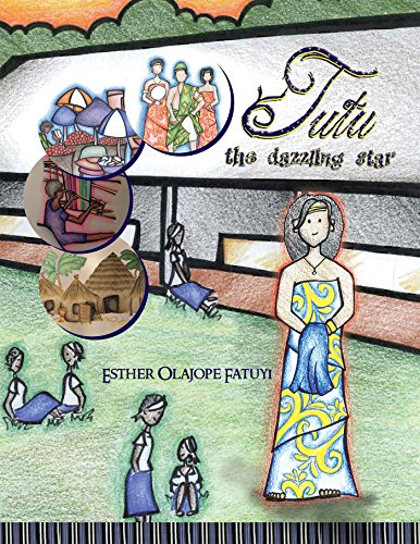 Tutu: the Dazzling Star (English Edition) (Star Tutu Ein)