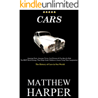 CARS: Amazing Automobile Facts, Awesome Trivia, Cool Pictures & Fun Quiz for Kids - The BEST Book Strategy That Helps…