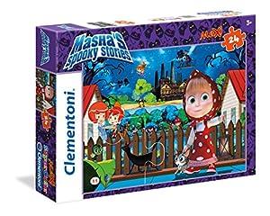 Clementoni 24493-Puzzle Masha