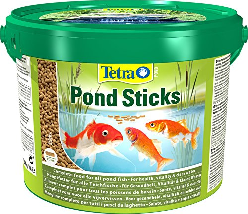 Tetra tetrapond sticks mangime per pesci, 10 l