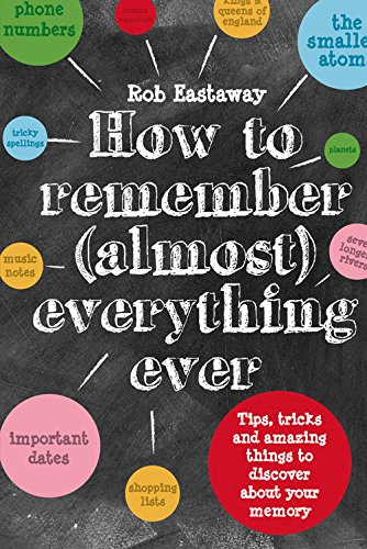 Turbo Memory (How to Remember (Almost) Everything, Ever!: Tips, tricks and fun to turbo-charge your memory)