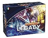 Asmodee- Pandemic Legacy-Edizione Italiana, Colore Blu, 8385