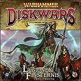 Fantasy Flight Games FFGD0072 Warhammer: Diskwars-Legionen der Finsternis