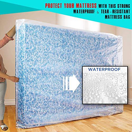 Zoom IMG-3 custodia per materasso in plastica