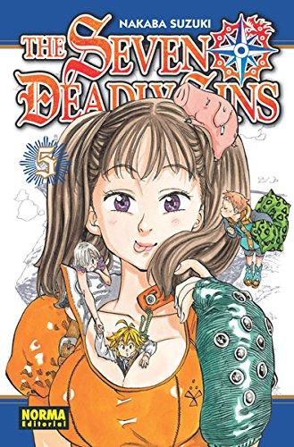 The seven deadly sins 5 (Manga - Seven Deadly Sins) por Nakaba Suzuki
