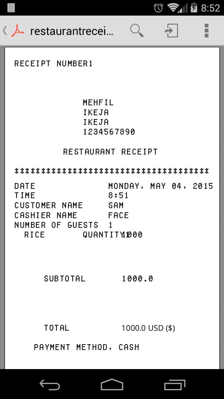 best buy receipt generator