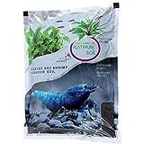 Foodie Puppies Platinum Aquarium Planted and Shrimp Aquarium Substrate Plant Soil with Free Key Ring (3L, Pack of 1)