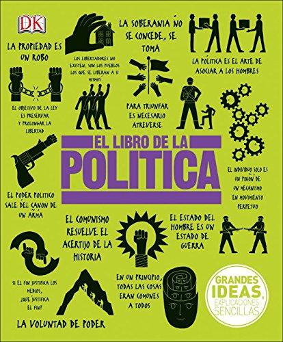 El Libro de la Politica (Big Ideas Simply Explained)