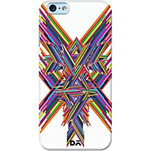 DailyObjects Shattering Colours Mobile Case for iPhone 6