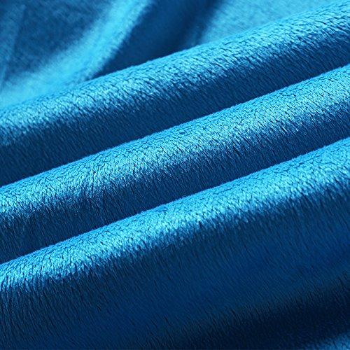 BDUK Das Lamm Wolldecke beidseitigen Decke Warm Winter Pro-Skin Care Atmungsaktiv doppel Decken