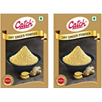 CATCH DRY GINGER POWDER 90 gm - Pack of 2(180 GMS)