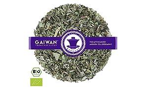 """Núm. 1117: Té de hierbas orgánico """"Tiempo de cierre"""" - hojas sueltas ecológico - 250 g - GAIWAN® GERMANY - menta, llantén menor, bálsamo de limón, lavanda, salvia"""