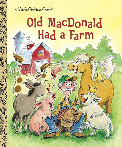 Old MacDonald Had a Farm (Little Golden Books) por Golden Books