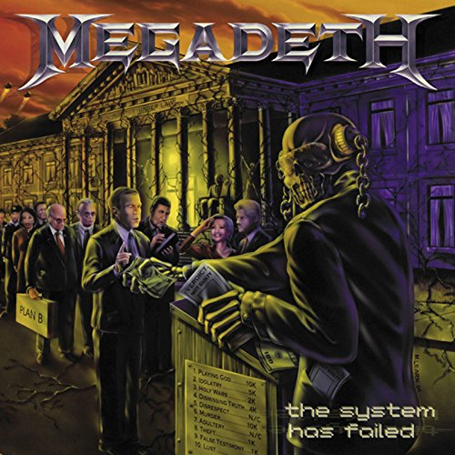 Megadeth: The System Has Failed (Audio CD)