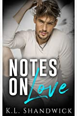 Notes On Love Kindle Edition