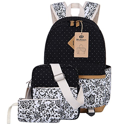 zaino-casual-scuola-set-3pcs-daypacks-canvas-backpack-tela-zaini-ragazza-donna-messenger-bag-purse-n