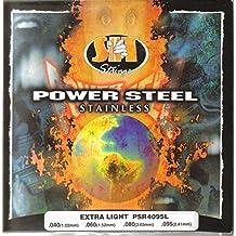 SIT PSR4095L - Juego de cuerdas para guitarra eléctrica de acero