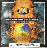 SIT PSR4095L Set de 4 cordes pour basse électrique Stainless Power Wound Long Extra Light (.040 - .095)